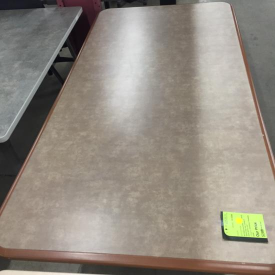 OAK LAMINATE REFERENCE TABLE