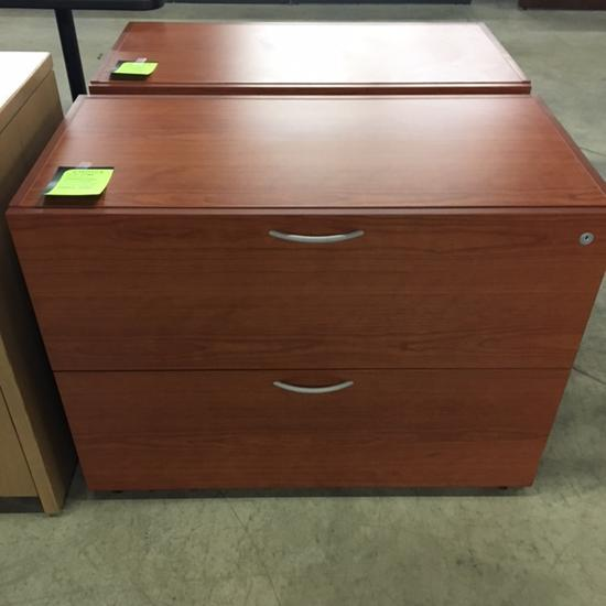 2 DRAWER LATERAL