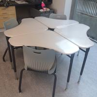 Hon Smartlink Student Desk and Chair