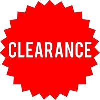 Used Clearance Items