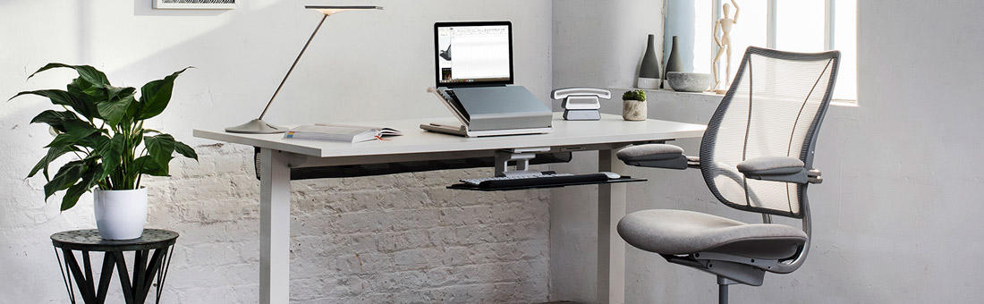 instantly improve your desk s ergonomics with a keyboard tray